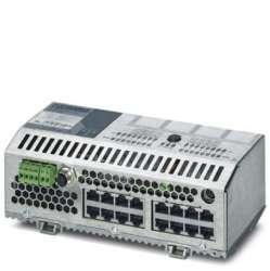 Phoenix contact 2700996 FL SWITCH SMCS 16TX Промышленный коммутатор