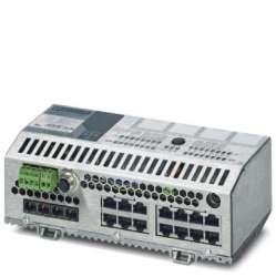 Phoenix contact 2700997 FL SWITCH SMCS 14TX/2FX Промышленный коммутатор