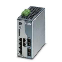 Phoenix contact 2701419 FL SWITCH 7006/2FX-EIP Промышленный коммутатор