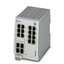 Phoenix contact 2702907 FL SWITCH 2212-2TC-2SFX Промышленный коммутатор