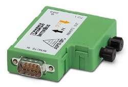 Phoenix contact 2740724 IBS OPTOSUB-MA/M/L-LK-OPC Преобразователь оптоволоконного интерфейса