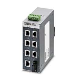 Phoenix contact 2891046 FL SWITCH SFNT 7TX/FX-C Промышленный коммутатор