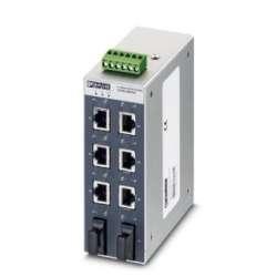 Phoenix contact 2891048 FL SWITCH SFNT 6TX/2FX-C Промышленный коммутатор
