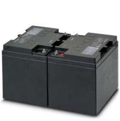 Phoenix contact 2908237 UPS-BAT-KIT-VRLA 2X12V/38AH Запасной аккумулятор источника бесперебойного питания