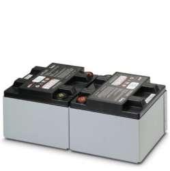 Phoenix contact 2908369 UPS-BAT-KIT-WTR 2X12V/26AH Запасной аккумулятор источника бесперебойного питания