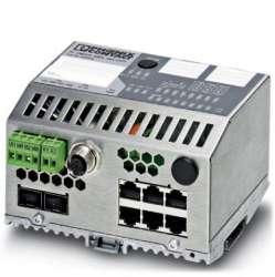 Phoenix contact 2989323 FL SWITCH SMCS 6TX/2SFP Промышленный коммутатор