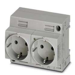 Phoenix contact 804036 EO-CF/UT/LED/DUO Двойная розетка