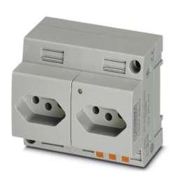 Phoenix contact 804150 EO-N/PT/LED/DUO Двойная розетка