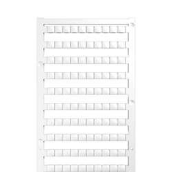 Weidmuller 1011320000 DEK 5/6 PLUS MC NE WS Исполнение: Dekafix, Маркировка клеммы, 5 x 6 мм.кв Шаг в мм.кв(P): 6.00 Weidmuller, белый