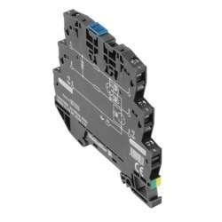 Weidmuller 1064350000 VSSC6SL LD24VAC/DC0.5A Исполнение: Разрядник для защиты от перенапряжения, 24 V, 34 В, 500 mA, IEC 61643-21