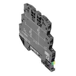 Weidmuller 1064600000 VSSC6 MOV 60VAC/DC Исполнение: Разрядник для защиты от перенапряжения, 60 V, 85 В, 12 A, IEC 61643-21 (по образцу)
