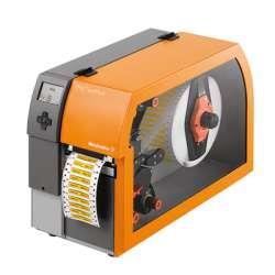 Weidmuller 1140490000 THM-TWINMARK Исполнение: Оборудование для печати маркировки, Термопринтер, Метод термопереноса, 300 dpi, Термоусадочные трубки