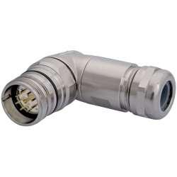 Weidmuller 1169930000 SAIL-M23-KSW-7/12 Исполнение: Концентратор сигналов, соединительный разъем, Пустой корпус