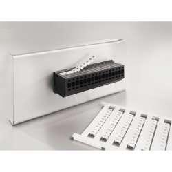 Weidmuller 1238330000 DEK 5/6 MC NE GR Исполнение: Dekafix, Маркировка клеммы, 5 x 6 мм.кв Шаг в мм.кв(P): 6.00 Weidmuller, серый
