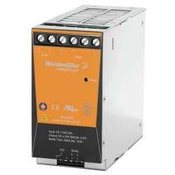 Weidmuller 1251220000 CP DC BUFFER 24V 20A Исполнение: Блок управления ИБП, 30 V, 24 V