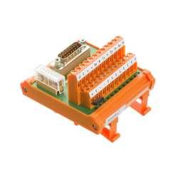Weidmuller 1308230000 RS 4AIO DP SD Z Исполнение: Интерфейс, RS, 2-проводной, Пружинное соединение