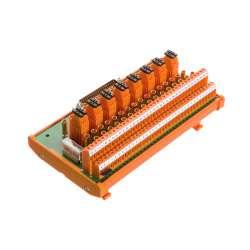 Weidmuller 1308280000 RS 16AIO I-M-DP SD Z Исполнение: Интерфейс, RS, 2-проводной, Пружинное соединение