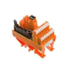 Weidmuller 1311750000 RS 16IO 1W H Z Исполнение: Интерфейс, RS, 1-проводной, Пружинное соединение