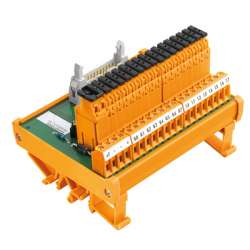 Weidmuller 1311780000 RS 16IO 1W I-L H Z Исполнение: Интерфейс, RS, Размыкатель, Светодиод, 1-проводной, Пружинное соединение