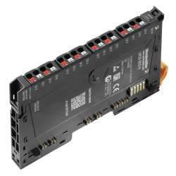 Weidmuller 1315430000 UR20-8DO-N Исполнение: Вынесенный модуль ввода-вывода, IP20, Цифровые сигналы, Выход, 8-канальный