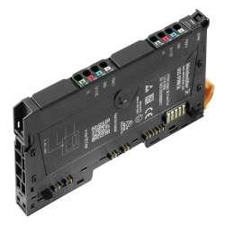 Weidmuller 1315610000 UR20-2PWM-PN-2A Исполнение: Вынесенный модуль ввода-вывода, IP20, Цифровые сигналы, Специальный модуль, PWM, 2А на канал
