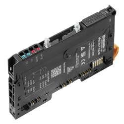 Weidmuller 1315670000 UR20-8AI-I-PLC-INT Исполнение: Вынесенный модуль ввода-вывода, IP20, Аналоговые сигналы, Вход, ПЛК