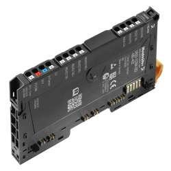 Weidmuller 1315750000 UR20-1COM-232-485-422 Исполнение: Вынесенный модуль ввода-вывода, IP20, 1-канальн., Связь RS232/ RS485/ RS422, Соединение PUSH IN
