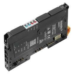 Weidmuller 1334710000 UR20-PF-I Исполнение: Вынесенный модуль ввода-вывода, IP20, Электропитание, 24В пост.тока— вход