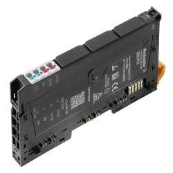 Weidmuller 1334740000 UR20-PF-O Исполнение: Вынесенный модуль ввода-вывода, IP20, Электропитание, 24В пост.тока— выход