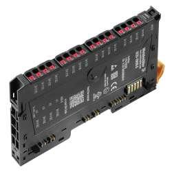 Weidmuller 1334780000 UR20-16AUX-O Исполнение: Вынесенный модуль ввода-вывода, IP20