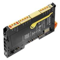 Weidmuller 1335030000 UR20-PF-O-1DI-SIL Исполнение: Вынесенный модуль ввода-вывода, IP20, Безопасность, Электропитание SIL