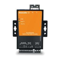 Weidmuller 1344760000 IE-MCT-1RS232/485-1SC Исполнение: Последовательный/волоконно-оптический преобразователь, 1 x клеммный блок RS232/422/485, 1 x SC, многомодовый, IP30, -40 °C...75 °C