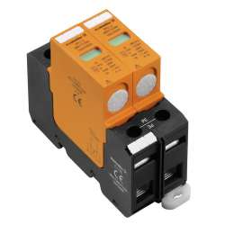 Weidmuller 1352150000 VPU I 2 280V/12,5KA Исполнение: Низкое напряжение, без контакта дистанционной сигнализации, TN