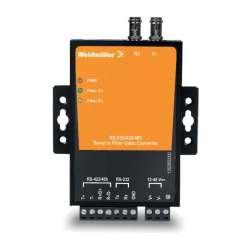 Weidmuller 1362950000 IE-MCT-1RS232/485-1ST Исполнение: Последовательный/волоконно-оптический преобразователь, 1 x клеммный блок RS232/422/485, 1 x ST, многомодовый, IP30, -40 °C...75 °C