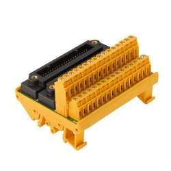 Weidmuller 1371130000 TBY-RS-AIO-2KS-S Исполнение: Интерфейс, RS, 2 x KS (40P), LP2N 5.08mm