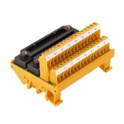 Weidmuller 1371210000 TBY-SAI533-2KS-Z Исполнение: Интерфейс, RS, 2 x KS (40P), LM2NZF 5.08mm