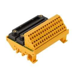 Weidmuller 1371500000 TBY-C3-AIO-2KS-Z Исполнение: Интерфейс, RS, 2 x KS (40P), LM2NZF 5.08mm