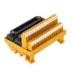 Weidmuller 1371580000 TBY-C3-16AIO-2KS-S Исполнение: Интерфейс, RS, 2 x KS (40P), LP2N 5.08mm