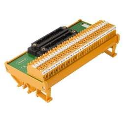 Weidmuller 1371600000 TBY-C3-AIO-I-2KS-S Исполнение: Интерфейс, RS, 2 x KS (40P), LP 5.08mm