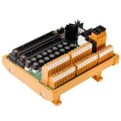 Weidmuller 1395370000 TBY-SDV144-F-PS-2KB-S Исполнение: Интерфейс, RS, 2 x AKB (50P), LP2N 5.08mm
