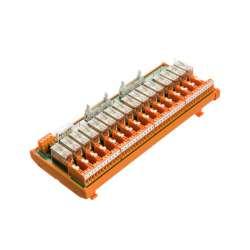 Weidmuller 1431720000 RSM-16 PLC I 1CO 2H S Исполнение: Интерфейс, RSM, Размыкатель, RCL, Винтовое соединение