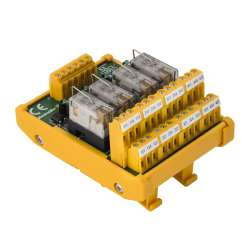 Weidmuller 1447580000 RSM-4 115VAC/DC 1CO Z Исполнение: Интерфейс, RSM, PUSH IN