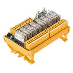 Weidmuller 1447870000 RSM-8 24V+ 1CO S Исполнение: Интерфейс, RSM, Винтовое соединение