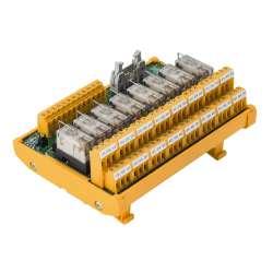 Weidmuller 1448900000 RSM-8 12V- 2CO S Исполнение: Интерфейс, RSM, Винтовое соединение