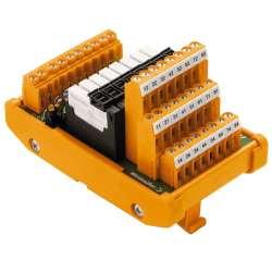 Weidmuller 1457010000 RSMS-16 24V- 1CO S Исполнение: Интерфейс, RSM, Винтовое соединение