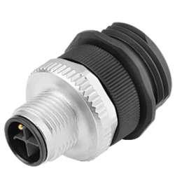 Weidmuller 1460290000 SAIS-WDF-3+PE-M20-S-COD Исполнение: Штекер произвольной сборки, M12
