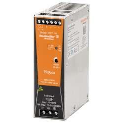 Weidmuller 1469480000 PRO ECO 120W 24V 5A Исполнение: Источник питания регулируемый, 24 V