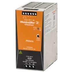 Weidmuller 1469490000 PRO ECO 240W 24V 10A Исполнение: Источник питания регулируемый, 24 V