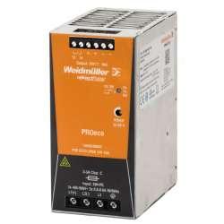 Weidmuller 1469540000 PRO ECO3 240W 24V 10A Исполнение: Источник питания регулируемый, 24 V