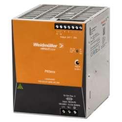 Weidmuller 1469550000 PRO ECO3 480W 24V 20A Исполнение: Источник питания регулируемый, 24 V